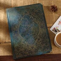 精美个性欧式复古创意笔记本学生文具本子小清新文艺旅行记事本