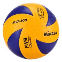 MIKASA米卡�_ 排球MVA300 ���H排�官方女 5� 比���排球