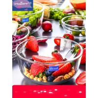 【支持礼品卡】透明玻璃碗汤碗零食碗面膜碗凉拉面碗水果沙拉碗调料碗1rz