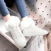 O'SHELL欧希尔新品135-531欧美平跟女士短靴