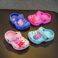 宝宝拖鞋1-3岁夏女童防滑2婴幼儿男童软底儿童