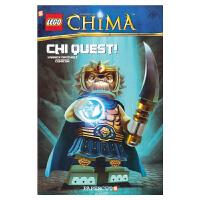 Lego Legends Of Chima Chi Quest 乐高赤马传奇 英文原版绘本
