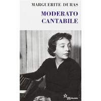 【法语原版】杜拉斯 琴声如诉 Moderato cantabile 进口法语书