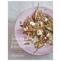 Secrets From My Indian Family Kitchen,我的印度家庭厨房的秘密 英文原版餐饮图书