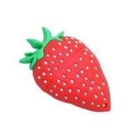 卡通 创意 可爱 草莓 U盘 礼品U盘 8g足容量