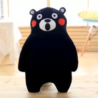 20180703050818045熊本熊公仔抱抱熊玩偶大号泰迪熊抱枕毛绒玩具创意女孩生日礼物 1m 大号包装 +随机小