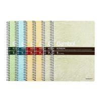日本kokuyo国誉渡边Gambol螺旋笔记本B5页装订本线圈本学生用记事笔记本
