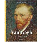 【正版包邮】Van Gogh 梵高画集 TASCHEN 艺术大师 精装大开本画册 绘画油画作品集书籍 走进梵高的世界