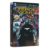 DC Comics Zero Year (The New 52) 漫威Marvel漫画新52系列漫威零年英文原版进口图