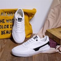 唐狮秋冬季白色板鞋男生低帮鞋滑板鞋运动韩版潮流舒适休闲港风鞋