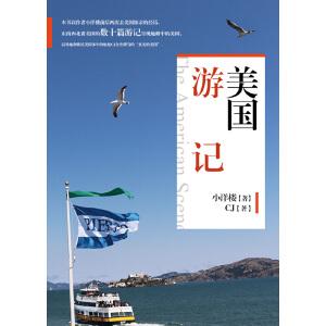 美国游记(一本书为你提供美国游玩全指导)(电子书)