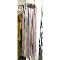 时尚新款潮流田园风印花彩色半身裙设计师款女装清仓特价厂家 均码