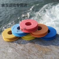 钓鱼彩色泡沫绕线圈主线轴鱼线圈木纹圈线板垂钓用品钓箱渔具配件