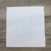 普洱茶密封袋 白色棉纸357g通用茶饼防潮包装袋福鼎白茶叶自封袋子