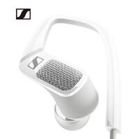 森海塞尔(Sennheiser)AMBEO 3D录音耳机耳挂式ios专用智能便携耳机 白色