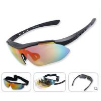 时尚护目镜运动眼镜 防风镜 偏光镜 可配近视户外 换片骑行眼镜