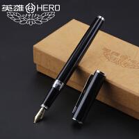 HERO英雄9316钢笔 铱金笔 墨水笔 美工笔男女商务办公签名礼品笔