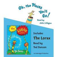 【预订】Oh, the Places You'll Go! and The Lorax One CD只是光盘