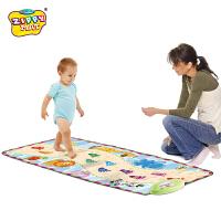 宝宝爬行垫幼婴儿童爬爬垫环保爬行毯地垫音乐游戏健身学步毯玩具 宝宝学步毯