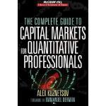 【预订】The Complete Guide to Capital Markets for Quantitative