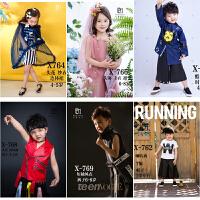 韩版新款儿童摄影服装宝宝艺术照摄影服饰写真照相衣服照相拍照服