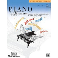 Piano Adventures: Level 2A: Popular Repertoire 9781616772581