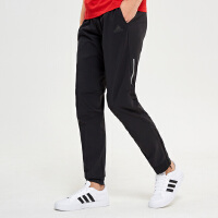 adidas阿迪达斯男子运动长裤2018新款跑步透气休闲运动服CW5782
