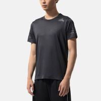 adidas阿迪达斯男子短袖T恤综合训练跑步运动服CE0867