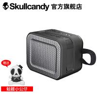 SKULLCANDY BARRICADE BT(路霸)便携迷你防水重低音音箱 黑灰色