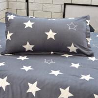 单只装枕套 枕套单人枕头套床上用品一对拍 二 48cmX74cm
