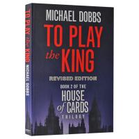 纸牌屋2 To Play the King House of Cards 2 英文原版 美剧同名原著小说 进口原版英语书
