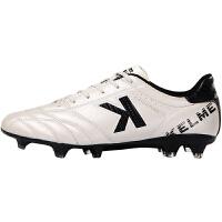 KELME卡尔美 K091 男式澳洲袋鼠皮AG+FG混合钉足球鞋 足球专业比赛训练鞋