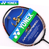 YONEX尤尼克斯 羽毛球拍 NANOSPEED 9900 纳米碳素 NS-9900快速进攻 YY 羽毛球拍