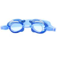 男女童防水防雾高清泳镜可爱宝宝卡通小孩游泳镜儿童游泳眼镜