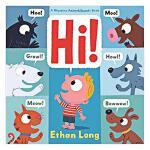 Hi!您好! 英文儿童绘本 启蒙认知早教读物学期教育童书