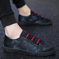 春季新款韩版潮流男鞋休闲布鞋男士帆布鞋社会小伙一脚蹬懒人潮鞋