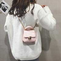 夏季迷你小包女2018新款潮时尚复古链条小方包ins斜挎单肩手提包