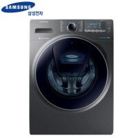 三星(SAMSUNG)WW90K7415OX/SC 9公斤 智能变频滚筒洗衣机(钛晶灰)