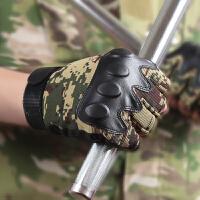 运动半指手套男 春夏户外运动骑行防滑健身器械撸铁训练战术手套
