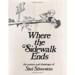 Where the Sidewalk Ends 25th Anniversary Edition Book & CD 谢尔・希尔弗斯坦经典绘本:人行道的尽头(25周年纪念版,含CD) ISBN9780060291693