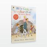 廖彩杏推荐 英国进口 一起去猎熊 We're Going on a Bear Hunt Activity Book【平