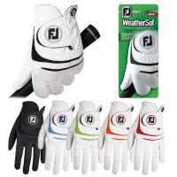 男士高尔夫手套 小羊皮+纤维防滑透气耐磨左右手 可配双手 戴在左手上 22码