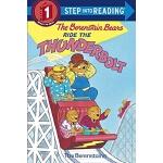 【英文原版】Step into Reading, Step 1 贝贝熊坐过山车