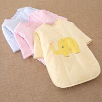 婴儿睡袋宝宝睡觉防踢被四季通用幼儿童小孩护肚睡兜秋冬
