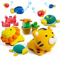 迪士尼 宝宝DIY彩泥橡皮泥5色黏土粘土套装超轻黏土手工彩泥玩具