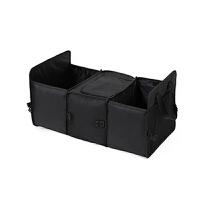 车用后备储物箱车载多功能折叠收纳箱汽车保温收纳箱