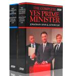英文原版小说 the complete yes prime minister 是首相 是大臣 首相故事+部长故事完整版
