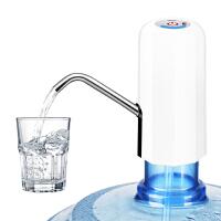 子路桶装水抽水器充电饮水机家用电动纯净水桶压水器自动上水器