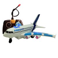 儿童玩具4. 5 .6 .7岁电动遥控飞机可充电A380客机航空模型耐撞 直连飞机充电 其他