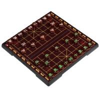 象棋大小号磁性折叠棋盘初学者成人儿童学生家用象棋套装